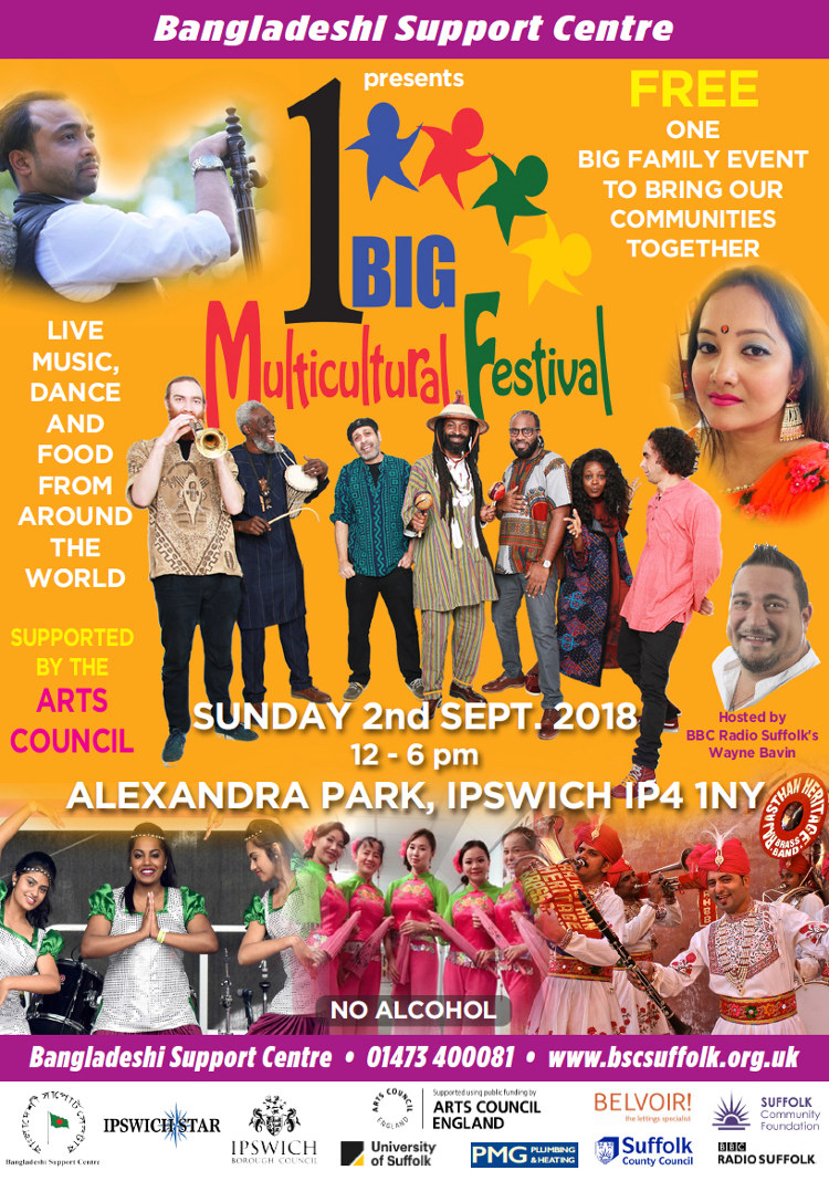 One Big Multicultural Festival