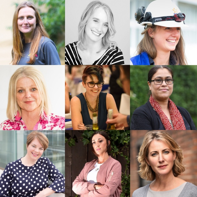 100 inspirational women in Suffolk