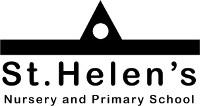 St Helen's School logo